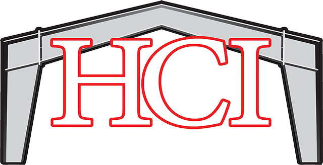 HCI Steel Buildings logo